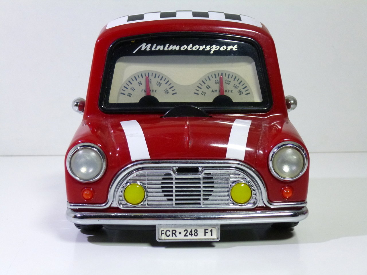 Morris Mini 'Bureauradio'.